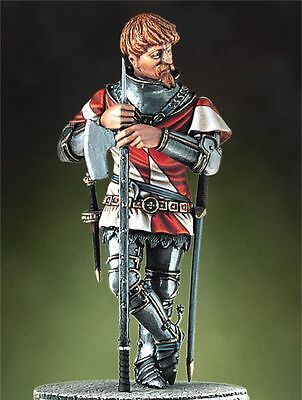 Pegaso Models English Knight England 1415 AD 54mm. 54-006