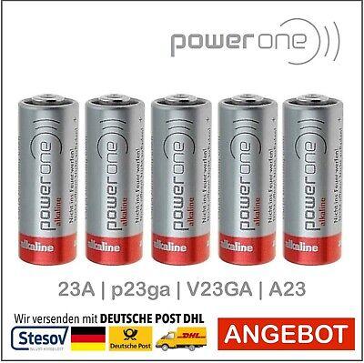 5 x New Varta Battery 12V 23A A23 LR23A MN21 V23A K23A 8LR932 LRV08 GP23A L1028