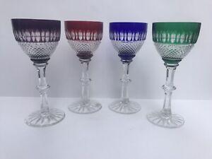 AJKA-Crystal-Cut-To-Clear-Stemmed-Glasses-AJC15-Multicolor-Set-Of-4-Goblets-Wine