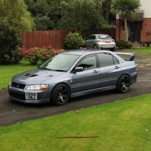 Mitsubishi-Evolution-VII-FQ300-No-201-EVO-TURBO-RARE-CLASSIC-CAR-MINT-UK-RS2