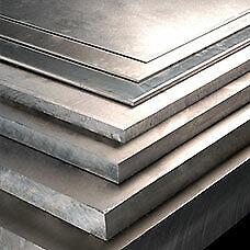 Aluminum plate 6061 quality 200x150x10mm