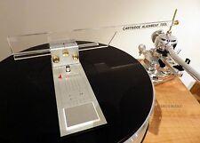 "Pro-Ject Align-IT Cartridge Alignment Gauge/Protractor. Suits 8-12"" tonearm DECO"