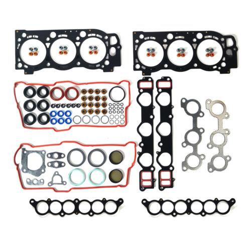 Head Gasket Set Timing Belt Kit fit 95-04 Toyota Tacoma Tundra T100 4Runner 3.4L
