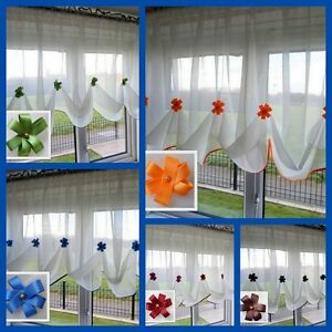 Beautiful-Ecru-Voile-Net-Curtain-with-Various-Colours-Piping