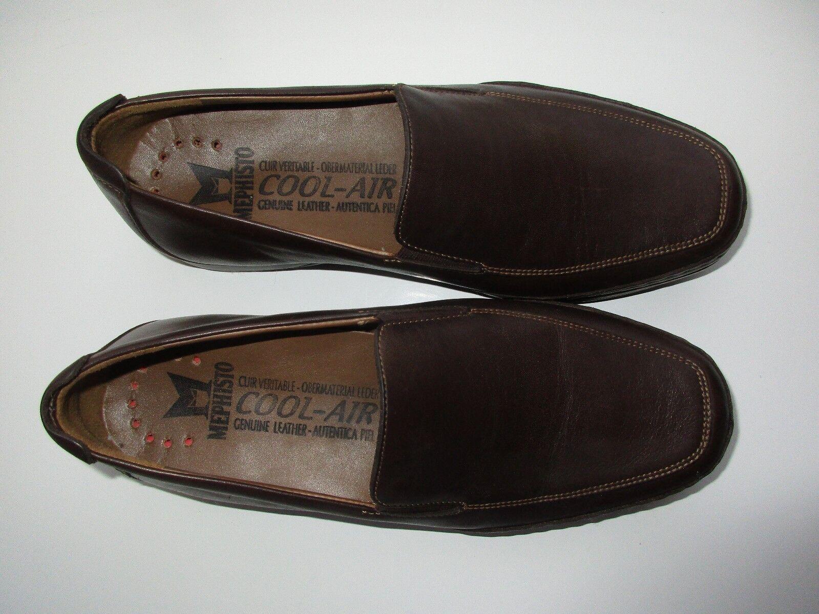 Mephisto 13141414205 Edlef Slip-On Men loafers Toast 7.5M (or 8M) MSRP