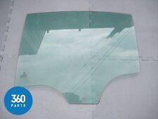 NEW GENUINE BMW 7 SERIES F01 SIDE REAR LEFT DOOR WINDOW GLASS GREEN 51357182091