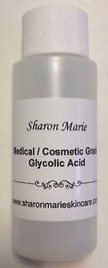 50-MD-Glycolic-Acid-Peel-2-oz-Anti-wrinkle-Sagging-skin-Blackheads-AgeSpots