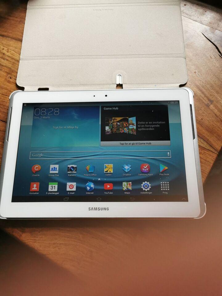 Samsung, Galaxy Tab 2. GT-P5110, 10.1 tommer