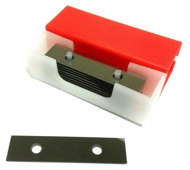Genuine WADKIN BURSGREEN CARBIDE REBATE TURN BLADES KNIVES 60 x 12 x 1.5 mm