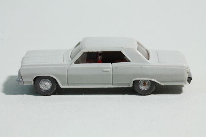 464 Typ 1A Wiking Chevrolet Malibu 1966 - 1988   achatgrau