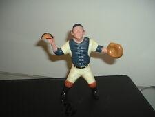 1958 - 1962 Hartland Plastics Baseball Statue Yogi Berra with Mask Original