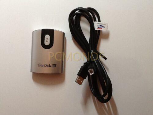 SanDisk SDDR-92-A15 CF Type I//II ImageMate USB 2.0 Reader//Writer