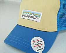 3e9a8445 item 2 Patagonia Pastel P-6 Label Layback Trucker Hat Womens Cap Ecru NWT -Patagonia  Pastel P-6 Label Layback Trucker Hat Womens Cap Ecru NWT