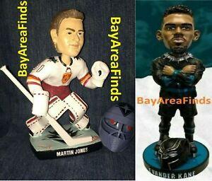 San Jose Sharks Evander Kane Black Panther Martin Jones ...