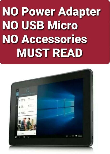 Dell Venue 11 Pro Tablet   5130  Intel Atom   64GB   2GB   Black   Win10 Pro