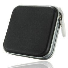 40 CD DVD Disc Storage Carry Case Cover Holder Bag Hard Box - Black LW