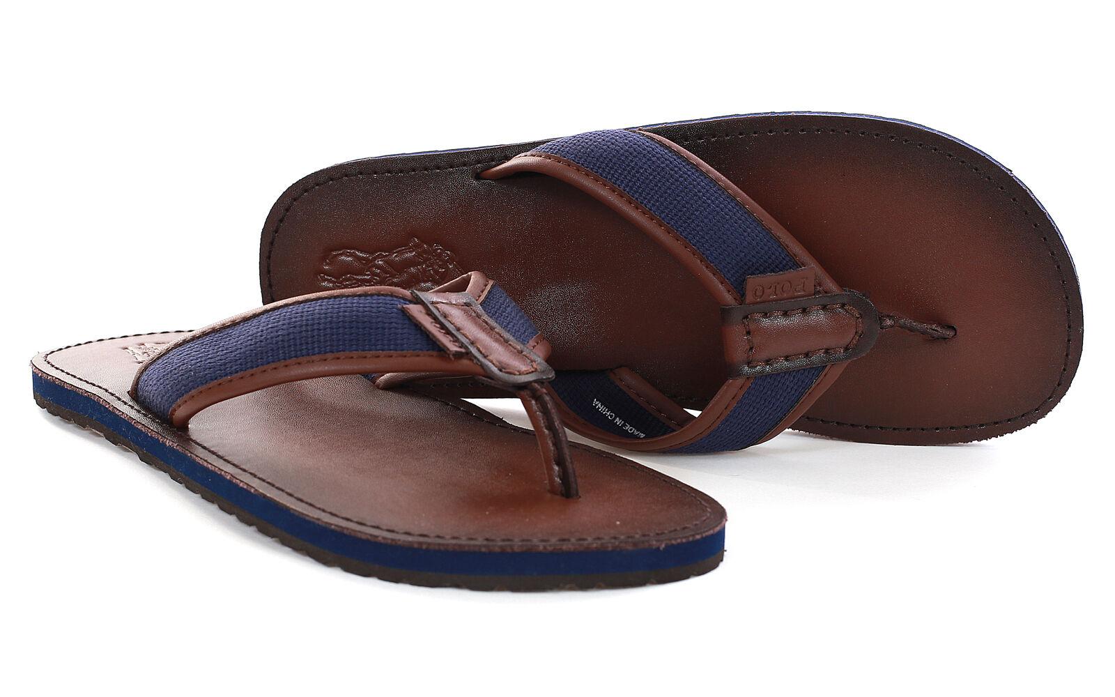 Polo Ralph Lauren Flip Flop Sandalen Beach Schuhe Zehentrenner Strandschuhe
