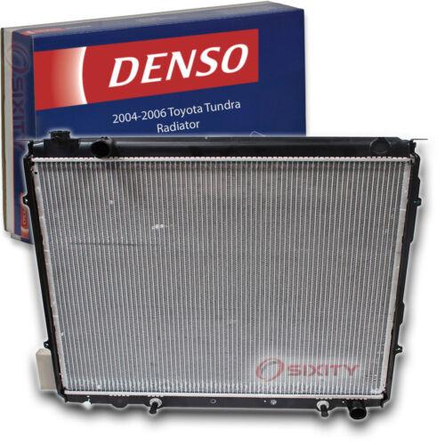 Denso Radiator for Toyota Tundra 4.7L V8 2004-2006 Coolant Antifreeze ju