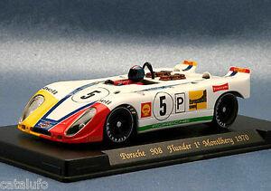 Fly C41 Porsche 908 Flunder 1ª Montlhery 1970 1/32 Nuevo Nouveau