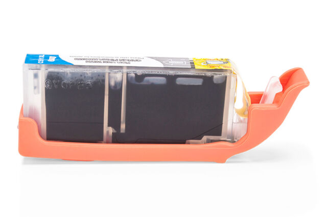 Alternative XL Patrone für Canon CLI 526 GREY GRAU MIT CHIP