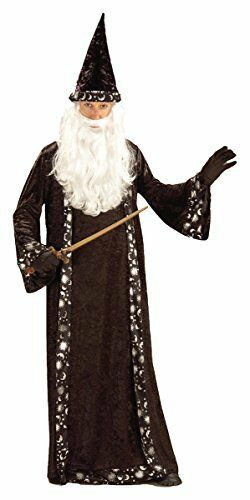Forum Novelties Mens Mr. Wizard Costume, Multi, One Size
