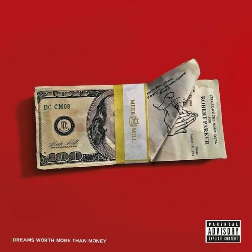 Meek Mill - Dreams Worth More Than Money [New CD] Explicit