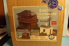 N SCALE EAST STROUDSBURG  STATION   by N SCALE ARCHITECT # 10304