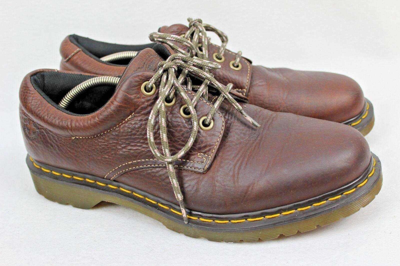 Dr. Martens Boston Men's Oxford Brown Shoes Size US 12/
