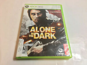 Alone-in-the-Dark-Microsoft-Xbox-360-2008-NO-MANUAL