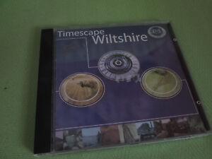 Timescape Wiltshire Cd-afficher Le Titre D'origine