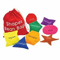 Educational Insights Shapes Bean Bags , New, Free Shipping on sale