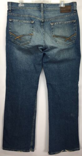 Boucle jeans 34 Tyler 5 taille droite jean Bke bleu taille jambe 34x33 prqwpf