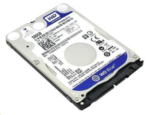 """WD Blue WD5000LPCX 500 GB 2.5/"""" Internal Hard Drive"""