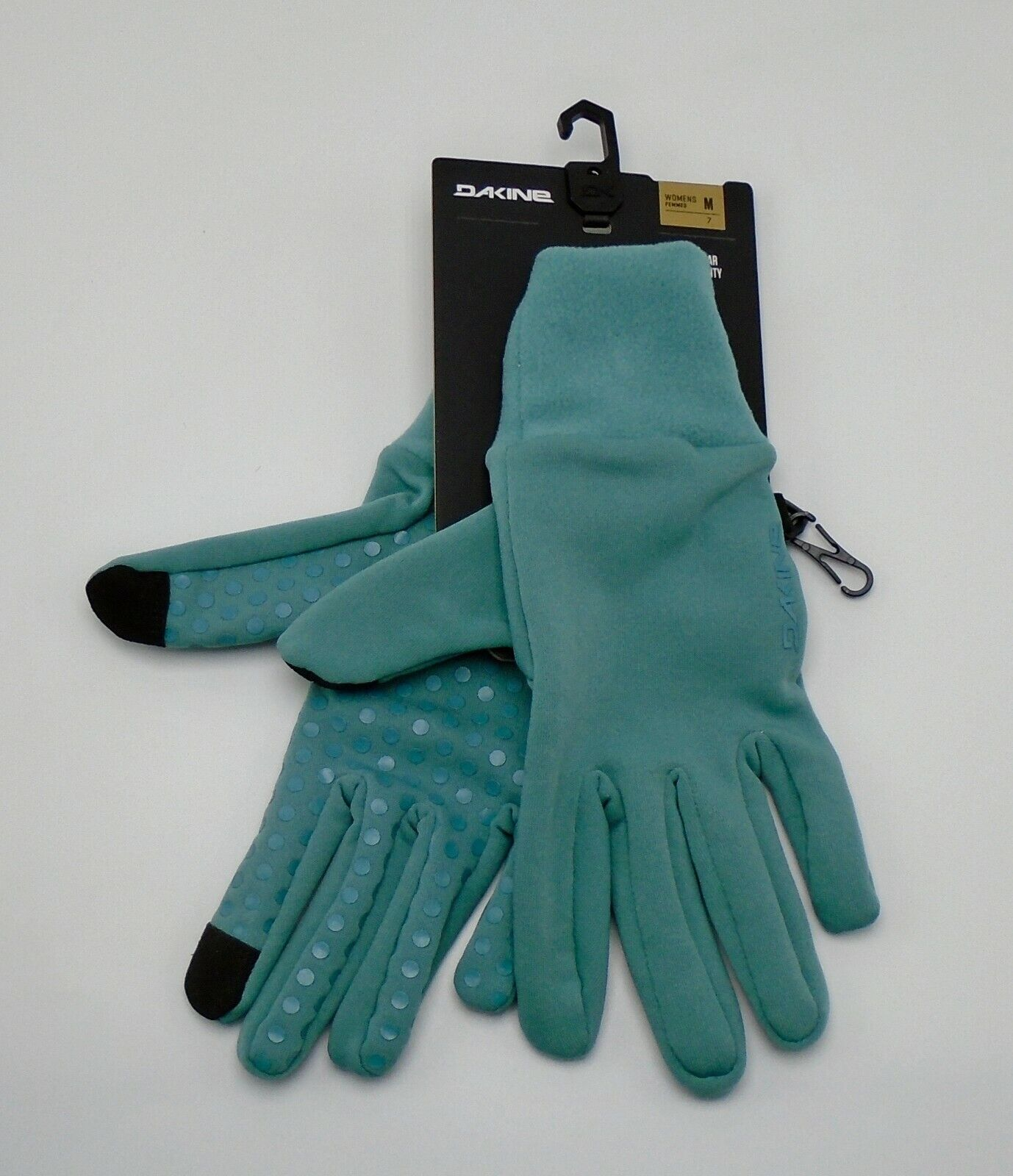 DAKINE Storm Forro Guantes Mujer Mediano Cerámica