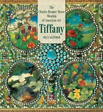 Louis Comfort Tiffany 2013 Calendar Beautiful Pictures for Framing 12 x 12 Inch