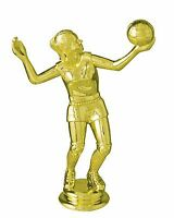 Female Volleyball Figure Team School Sport Trophy Award Low As $2.99 Ea T-183