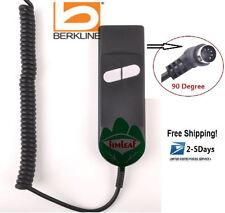 BERKLINE Recliner Sofa Parts Lift Chair Remote Control Handset 2 Button 5 Pin