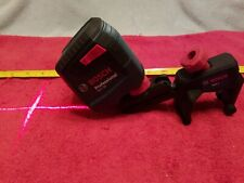 Bosch Gll30 Self Leveling Cross Line Red Beam High Power Laser Level With Mount