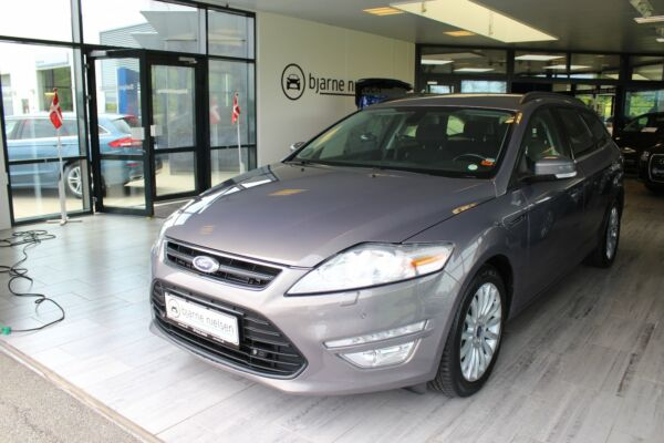Ford Mondeo 2,0 TDCi 140 Collection stc. - billede 2