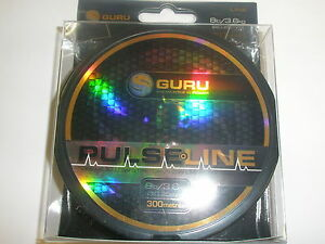 Guru-Pulse-Line-8lb-0-25mm-300m-Fishing-tackle