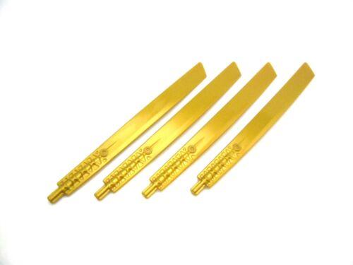 LEGO Ninjago Propeller Schwert mit Achse 2x16 Noppen in Gold 98135 MENGENAUSWAHL