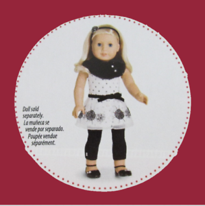 """American Girl Let it Snow Outfit for 18/"""" Dolls Doll Not included"""