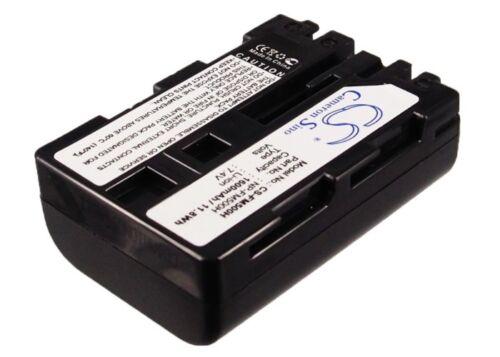 Reino Unido Batería Para Sony Dslr-a100k Dslr-a100w b Np-fm500h 7.4 v Rohs