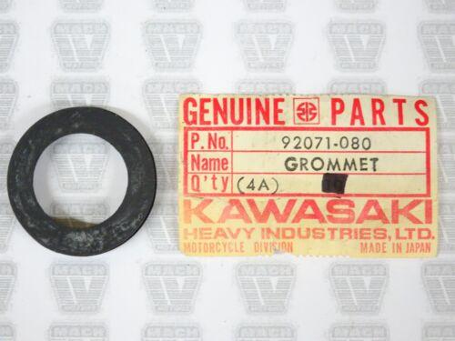 Kawasaki NOS NEW 92071-080 Left Side Cover Grommet KD KE KS KT KD KD175 1974-83