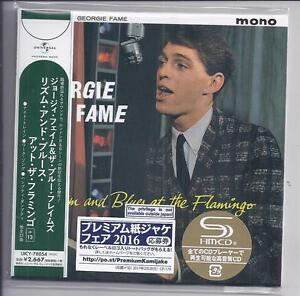 GEORGIE-Fame-Rhythm-and-Blues-at-the-FLAMINGO-JAPAN-MINI-LP-CD-SHM-UICY-78054