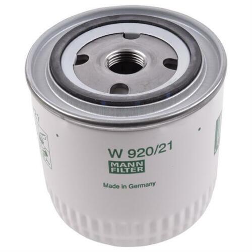 Mann-Filter w920//21 filtro aceite para Lada