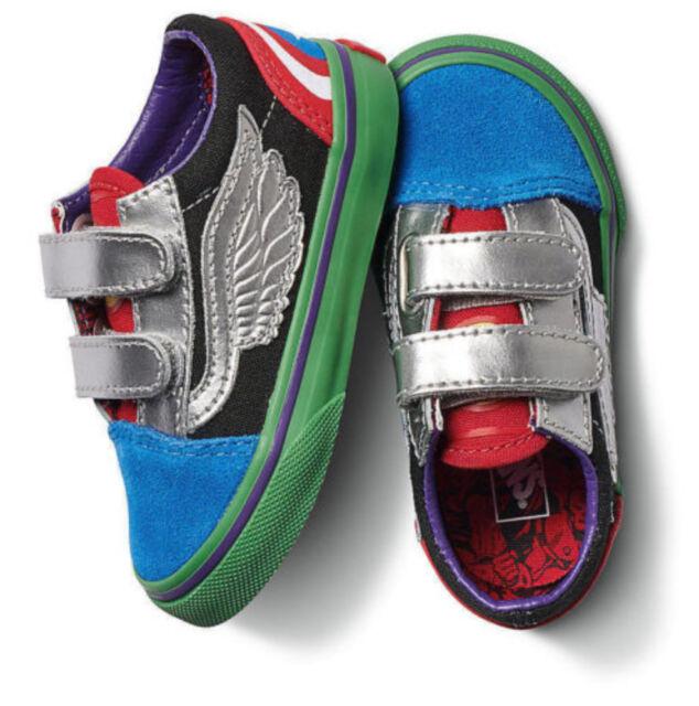 Vans Marvel Shoes Toddler
