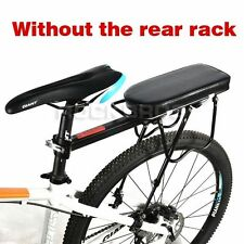 RockBros Soft Cushion Rack Seat For Bike Bicycle MTB Rear Rack Black