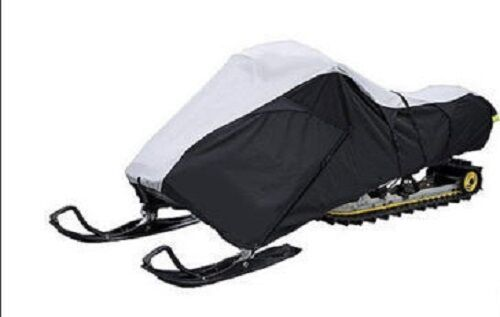 Elite Trailerable Snowmobile Cover -- Large