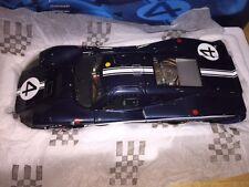1/18 Exoto RLG18056 Ford GT40 MK IV 1967 Le Mans 24 HRS Ruby / Hulme #4 Retired*